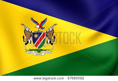 President Of Namibia Standard