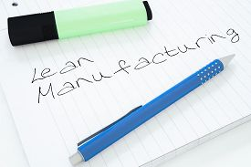 picture of waste reduction  - Lean Manufacturing  - JPG