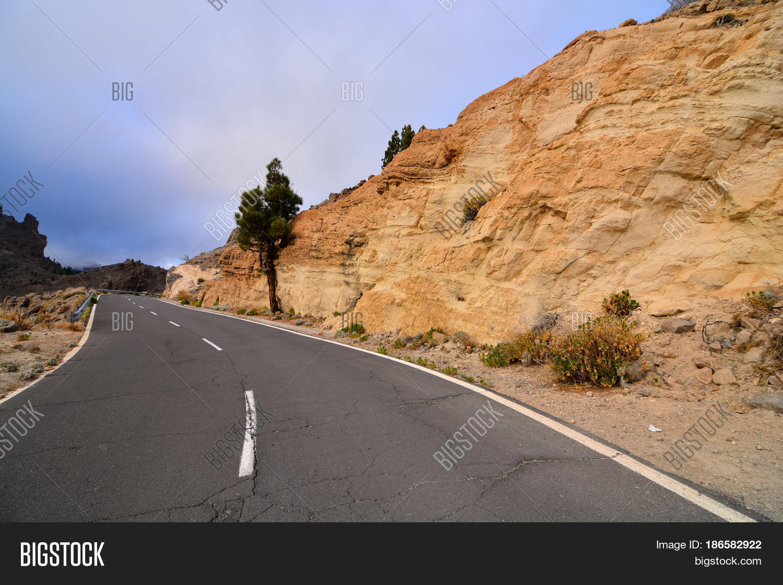 Bild Und Foto Spanish View Landscape Tropical Bigstock