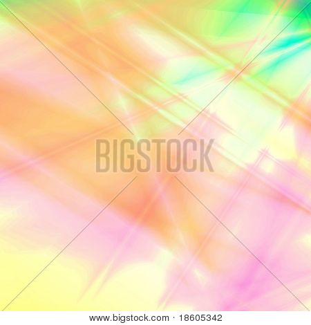 Multi-color abstract background