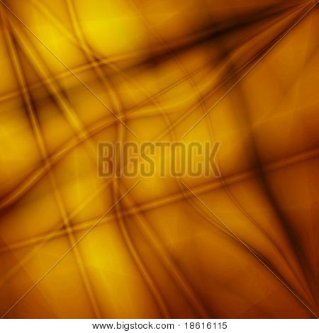 Surreal golden fantasy background