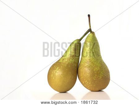 Two Conference Pears