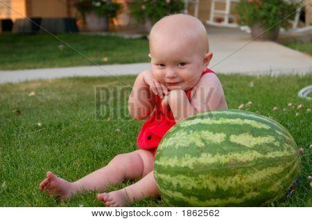 Watermelon Baby