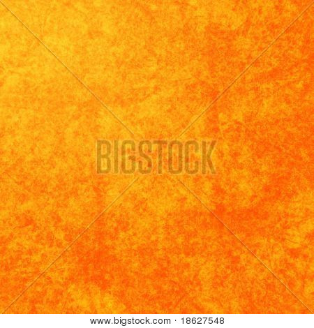 Yellow Orange Textured Background