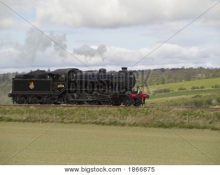 Uk Steam Locomotive
