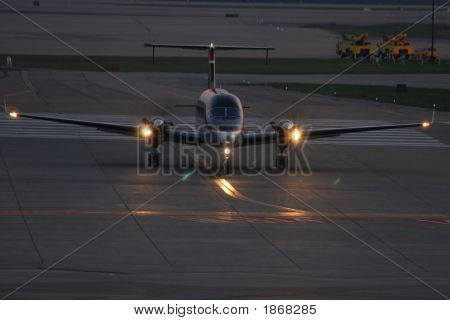 Night Airport Operations