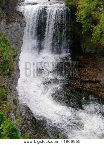 Vermillion Falls