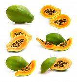 pic of pawpaw  - collection of papaya images - JPG