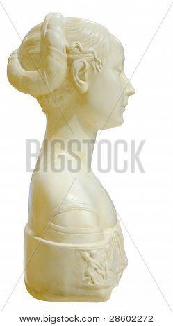 Escultura imitando antiguidade romana
