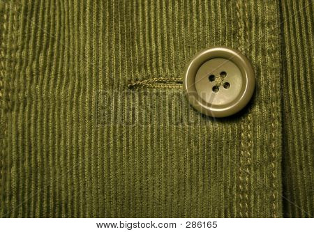 Green Corduroy