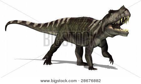 Prestosuchus Dinosaur