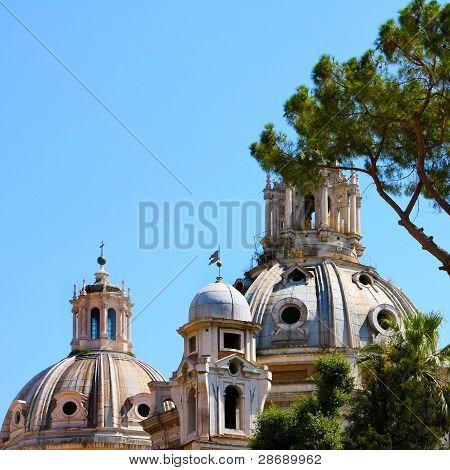 Rome, Italy, Basilica Iulia