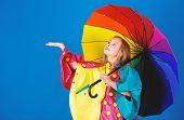 Waterproof Accessories For Children. Enjoy Rainy Weather With Proper Garments. Waterproof Accessorie poster