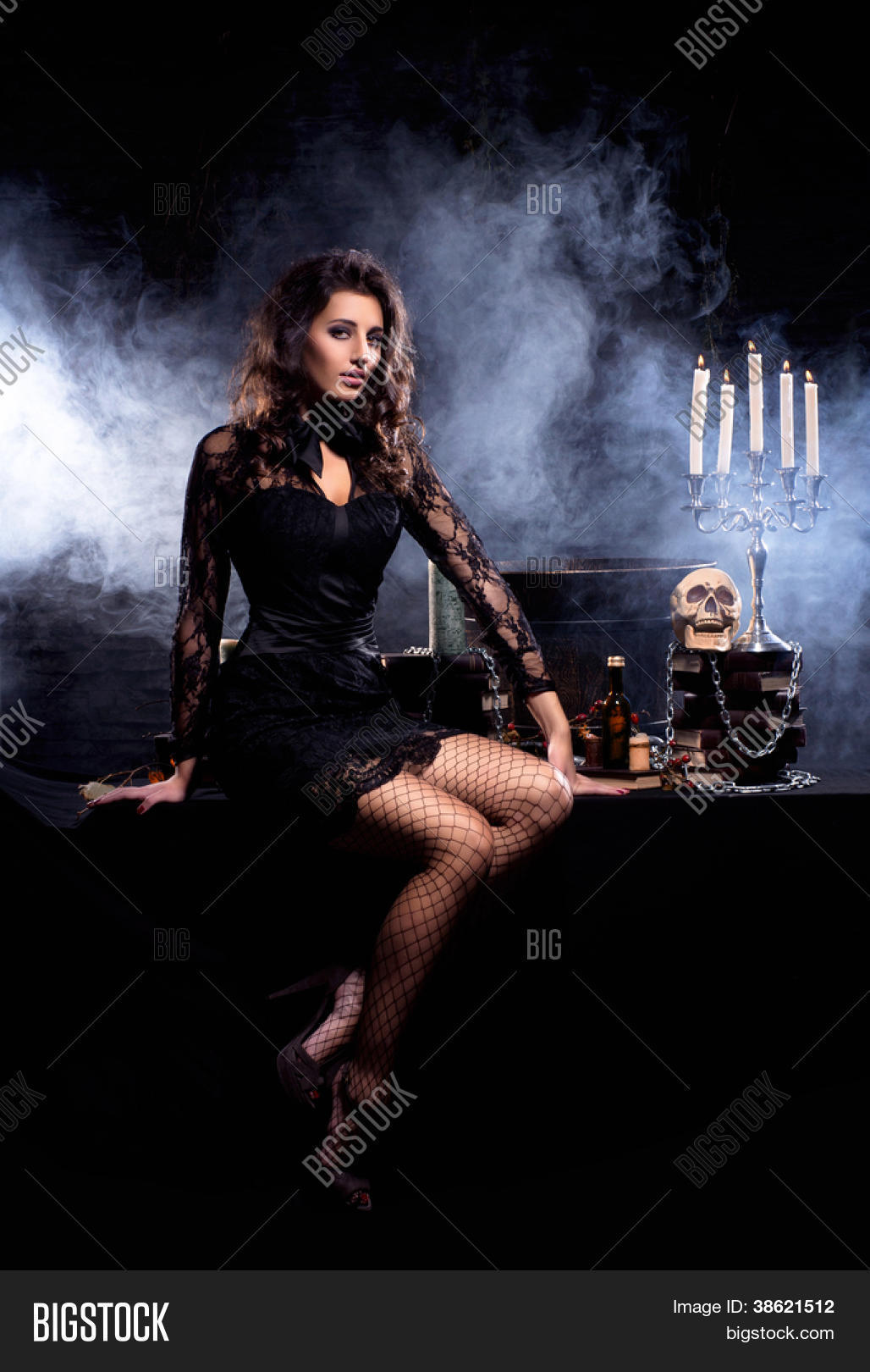 Sexy witchcraft