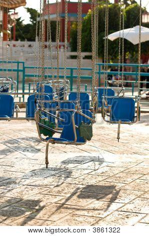 Blue Carousel Sittings