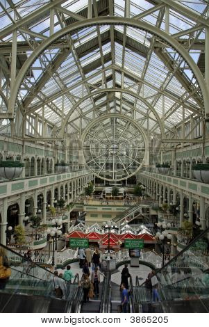 Shopping Centre In Dublin