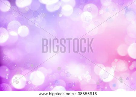 Soft-Fokus-Kreise lila rosa Hintergrund.