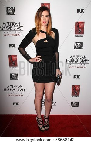 LOS ANGELES - OCT 13: Rumer Willis kommt an die