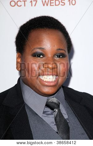 LOS ANGELES - OCT 13: Alex Newell kommt an die