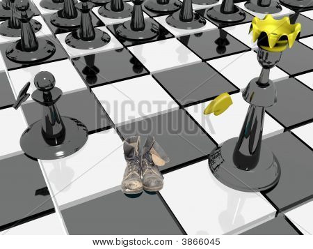 Pawn In Army.