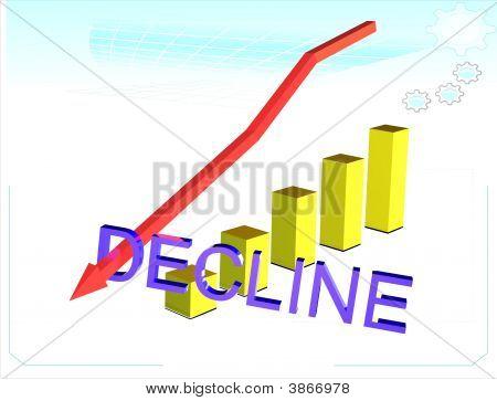The Diagram Of Recession.