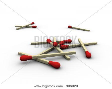 Matches Heap
