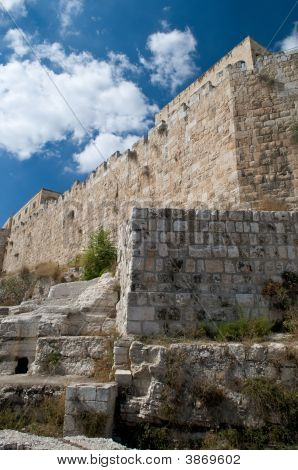 Jerusalem Old Walls