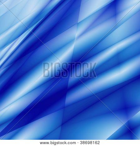 Blue fantasy background