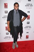 LOS ANGELES - OCT 13:  Alex Newell arrives at the