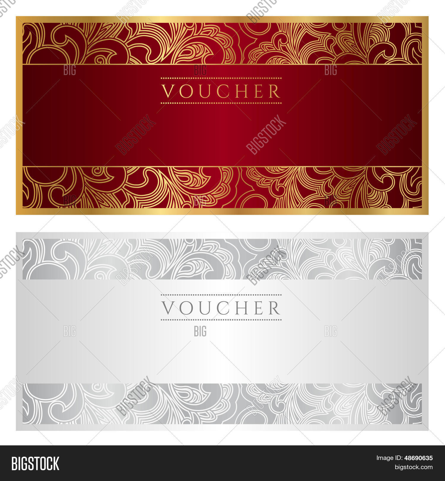 gift voucher certificate coupon template banknote money gift voucher certificate coupon template banknote money currency cheque