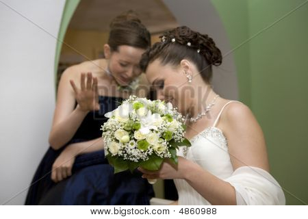 Bouquet Of Bride