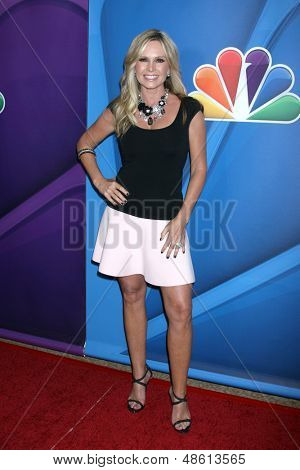 LOS ANGELES - JUL 27:  Tamra Barney at the NBC TCA Summer Press Tour 2013 at the Beverly Hilton Hotel on July 27, 2013 in Beverly Hills, CA