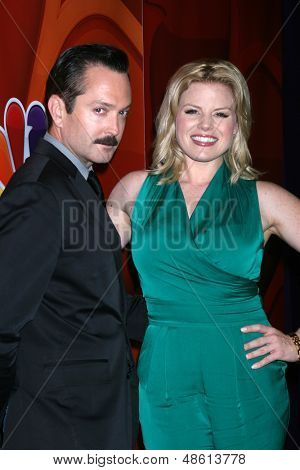 Jesse SpencerLOS ANGELES - JUL 27:  Thomas Lennon, Megan Hilty at the NBC TCA Summer Press Tour 2013 at the Beverly Hilton Hotel on July 27, 2013 in Beverly Hills, CA