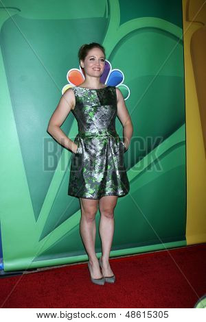 Jesse SpencerLOS ANGELES - JUL 27:  Erika Christensen at the NBC TCA Summer Press Tour 2013 at the Beverly Hilton Hotel on July 27, 2013 in Beverly Hills, CA