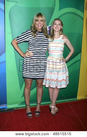 Jesse SpencerLOS ANGELES - JUL 27:  Mary McCormack, Ella Rae Peck at the NBC TCA Summer Press Tour 2013 at the Beverly Hilton Hotel on July 27, 2013 in Beverly Hills, CA