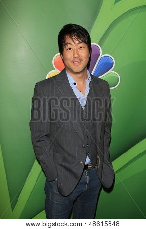 LOS ANGELES - JUL 27:  Kenneth Choi at the NBC TCA Summer Press Tour 2013 at the Beverly Hilton Hotel on July 27, 2013 in Beverly Hills, CA