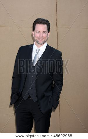 LOS ANGELES - JUL 29:  Michael Muhney arrives at the 2013 CBS TCA Summer Party at the private location on July 29, 2013 in Beverly Hills, CA