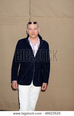 LOS ANGELES - JUL 29:  Evan Handler arrives at the 2013 CBS TCA Summer Party at the private location on July 29, 2013 in Beverly Hills, CA
