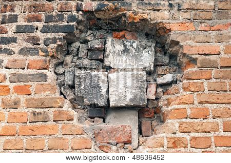 Immured Hole