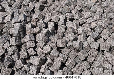 Granite Boulder Texture