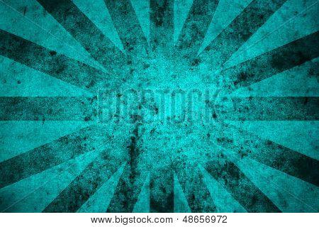 Light blue background