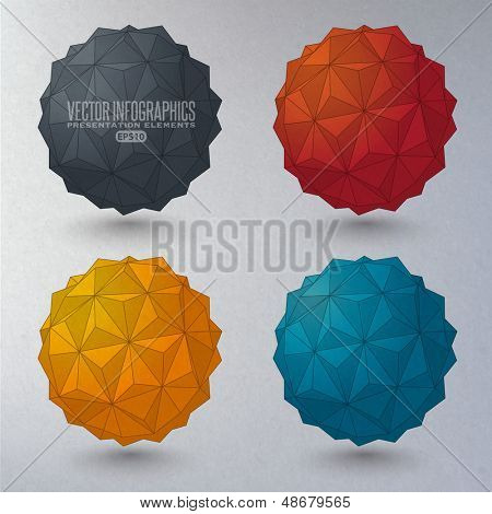 3d geometric forms