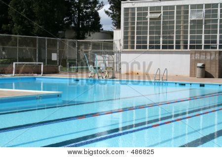 High School Pool