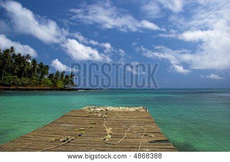 Equator Beach