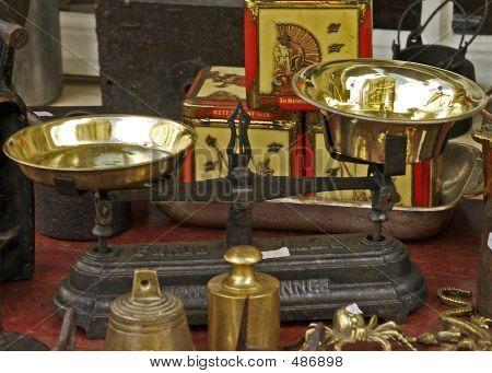 Antique Scale