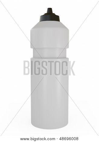 Sport Bottle Of Water