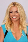 LOS ANGELES - JUL 28: Britney Spears kommt in die