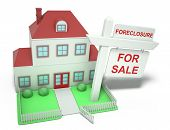 Foreclosure for sale house