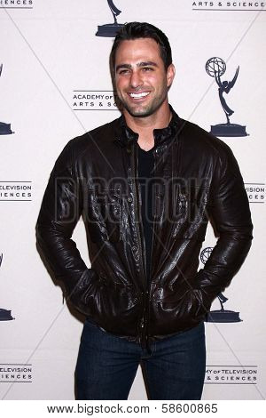 Marco Dapper at the Daytime Emmy Nominees Reception presented by ATAS, Montage Beverly Hills, CA 06-13-13