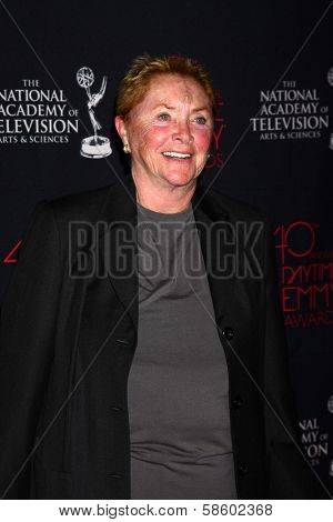 Susan Flannery at the 2013 Daytime Creative Emmys, Bonaventure Hotel, Los Angeles, CA 06-14-13